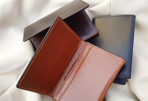 Tổng quan về ví namecard da cao cấp